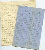 Letters, 1856 (Box 3, folder 23)