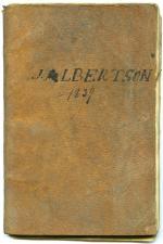 Day Book, 1839 (Box 1, folder 30)