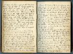 Diary, 1851-1856 (Box 2, folder 8)