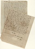 Letters, 1799 (Box 1, folders 22 and 24)