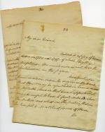 Letters, 1797 (Box 1, folder 4)