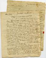 Letters, 1794 (Box 1, folder 9)
