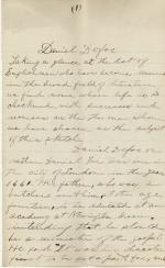 Essay, undated (Box 1, folder 6)