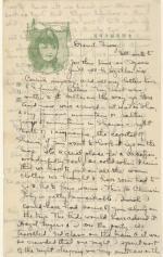 Letter, 1932 (Box 1, folder 33)