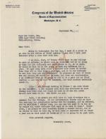 Letter, 1946 (Box 1, folder 7)