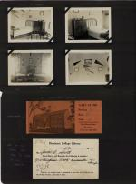 Scrapbook, 1930-1935 (Box 1, folder 5)