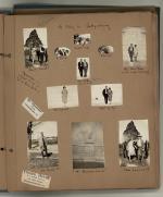 Scrapbook page, c.1928 (Box 1, folder 12)