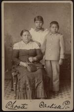 Carlisle Indian School papers - CIS-MC-004 at Dickinson College