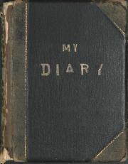 Diary, 1914-1915 (Box 1, folder 1)