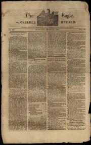 The Eagle, or, Carlisle Herald - March 3, 1802