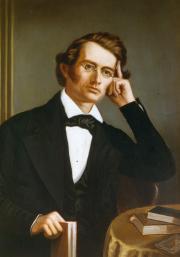 Robert Emory - President, 1845-1848