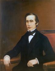 Herman Merrills Johnson - President, 1860-1868