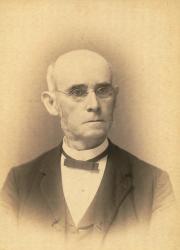 James Andrew McCauley - President, 1872-1888