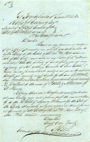 Letter, June 1848 (Box 1, folder 10)