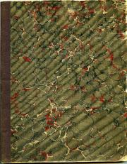 Science notebook, 1863-1864 (Box 1, folder 4)