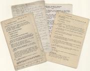 Sermons, c.1920s-1960s (Box 5, folder 3)