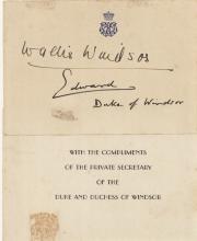 Autograph, undated (Box1, folder 5)