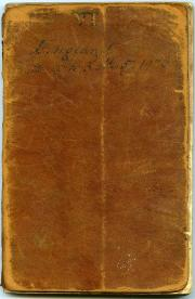 Travel journal, 1776 (Box 1, folder 8)