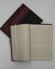 Notebooks, 1895-1905 (Box 6, folder 1 and 4)