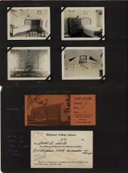 Scrapbook, 1930-1935 (Box 1, folder 5)