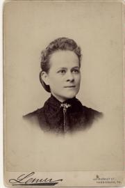 Photograph, 1887 (Photographs, folder 17)