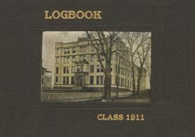 Logbook, 1910-11