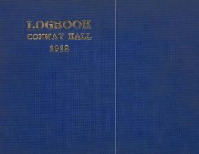 Logbook, 1911-12