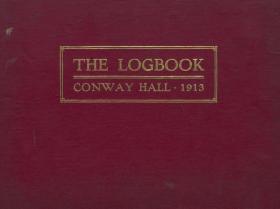 Logbook, 1912-13