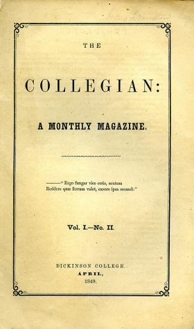 Collegian (Vol. 1, No. 2)