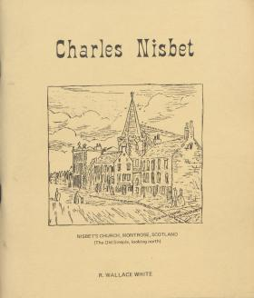 """Charles Nisbet,"" by R. Wallace White"