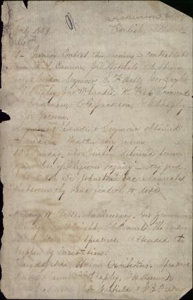 Journal of Charles F. Thomas