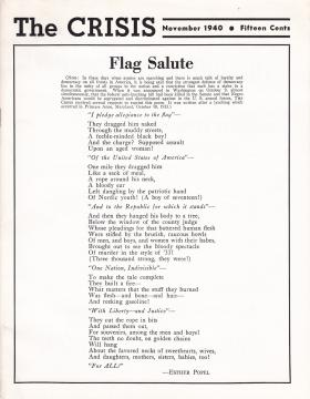 """Flag Salute,"" by Esther Popel Shaw"