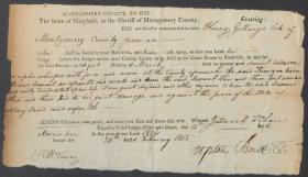 Legal Documents, Samuel Anderson v. Kinsey Gittings