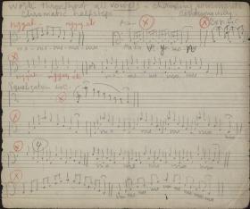 Score by Allen Tanner