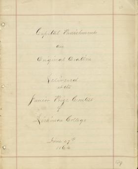 """""""Capital Punishment,"""" by Singleton Mercer Ashenfelter"""