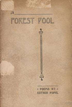 """""""A Forest Pool,"""" by Esther Popel"""