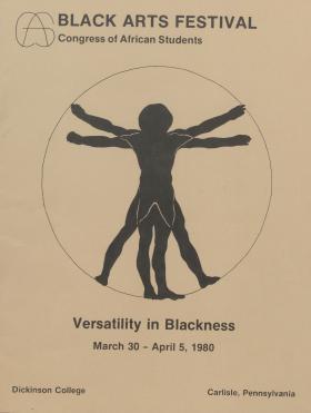 """Versatility in Blackness"": Black Arts Festival 1980"