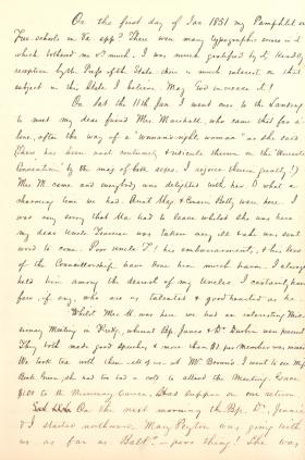 Journal of Moncure D. Conway