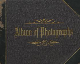 Charles F. Himes Photograph Album #1 (c.1890)