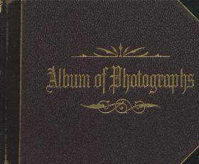 Charles F. Himes Photograph Album #2 (c.1890)