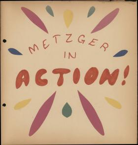 Metzger Hall Freshmen Scrapbook