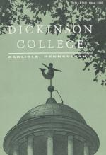 Dickinson College Bulletin, Annual Catalogue Issue, 1964-65