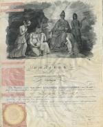Belles Lettres Society Diploma - James Davison