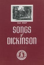 """""""Songs of Dickinson,"""" edited by Ralph Schecter"""