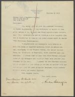 Letter from Andrew Carnegie to Funk & Wagnalls Company