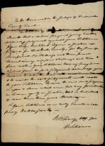 Legal Document, Mary McClure v. Margaret Young