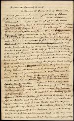 Legal Document, William Clements v. Rhesa Hobbs