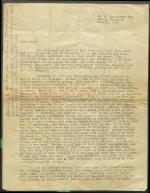 Letter from Whitfield Bell Jr. to Brooks Kleber