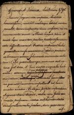 """Generosi et Dominae,"" by John Wilson (Draft)"