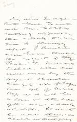 Letter from John W. Forney to John M. Read
